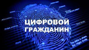 Цифровой профиль граждан РФ