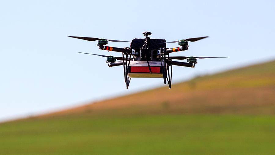 для постановки дронов на учёт