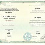 Удостоверение о пк НИИДПО - аудит кадрового 2